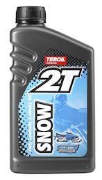 TEBOIL 2T SNOW SYNTHETIC 1L - Moto ja Pienkone - 6415790352521 - 1