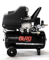 KOMPRESSORI 24L 2,5HP DURO - Kompressorit - 6438168070032 - 1