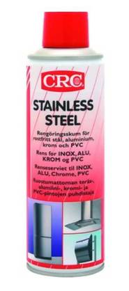CRC STAINLESS STEEL CLEANER 405ML - Auton pesuaineet - 5412386007163 - 1