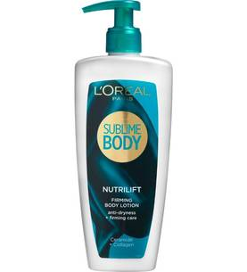 LOREAL PARIS SUBLIME BODY NUTRILIFT 250 ml VARTALOEMULSIO - Ihonhoito - 3600522427933 - 1