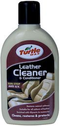 TURTLE WAX LEATHER CLEANER & CONDITIONER - Auton pesuaineet - 0074660013663 - 1