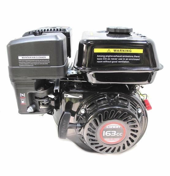 IRTOMOOTTORI 5.5HP 163CC LONCIN - AGGREGAATIT JA IRTOMOOTTORIT -  6438168069203 - 1 b990f6a365