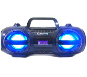 CD-RADIO 2x12,5W BLUETOOTH + USB + SD - RADIOT JA SOITTIMET - 6430037753084 - 1