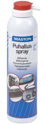 PUHALLUSSPRAY MASTON 300ML AIR-SPRAY - Oheislaitteet - 6412494000024 - 1