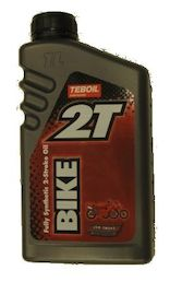 TB 2-T 1L BIKE SYNTHETIC OIL - MOTO JA RACING - 6415790351524 - 1