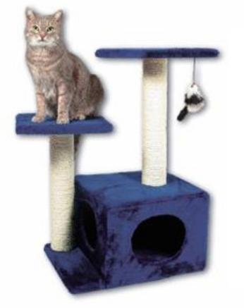 Домик для кошки простой