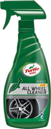 VANTEENPUHDISTUSAINE ALL WHEEL CLEANER 500ML TURTLE WAX - Auton pesuaineet - 5010322776137 - 1