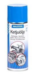 MP KETJUÖLJY 400ML SPRAY MASTON - MOTO JA RACING - 6412490004767 - 1
