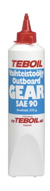 TEBOIL OUTBOARD GEAR OIL 250ML - Perämoottorit - 6415790431608 - 1