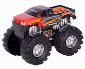 MINI MONSTERIAUTO ROAD RIPPERS BIGFOOT - Autot ja kulkuneuvot - 0011543330929 - 1