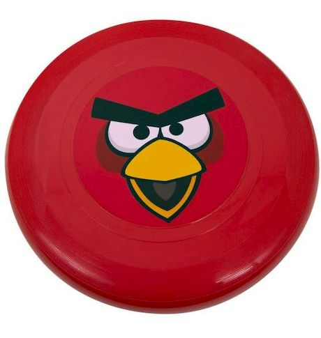 ANGRY BIRDS FRISBEE -  - 0022286922999 - 1